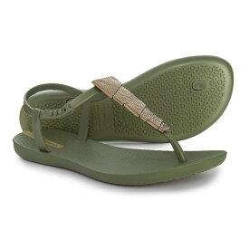 イパネマ Ipanema レディース シューズ・靴 サンダル・ミュール【LEAH FLAT THONG SANDAL】Green