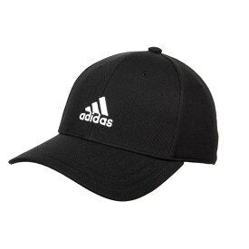 アディダス adidas メンズ 帽子 キャップ【Rucker Stretch Fit Baseball Cap】Black/White