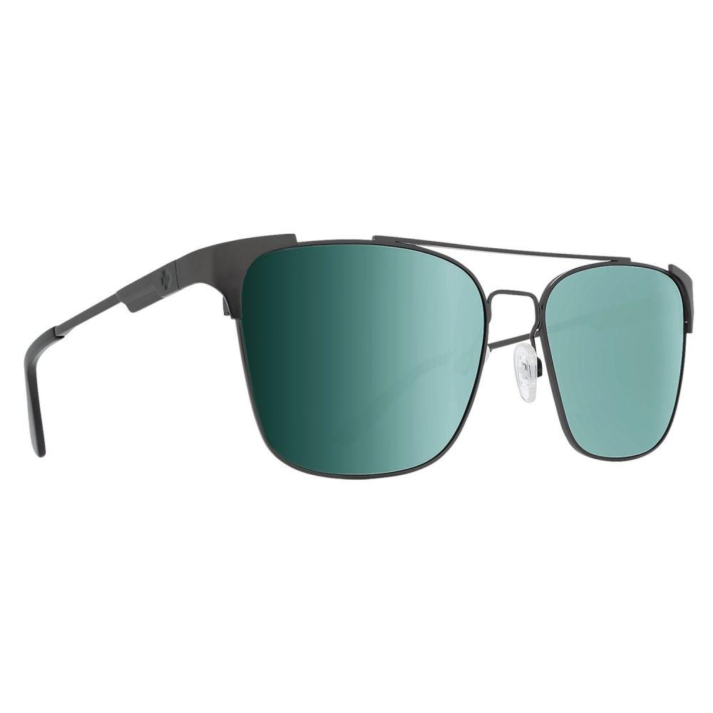 スパイ Spy Optics メンズ メガネ・サングラス【Wingate Sunglasses - Polarized】Matte Gunmetal/Happy Gray Green/Silver Mirror