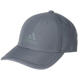 アディダス adidas メンズ 帽子 キャップ【Contract III Baseball Cap】Onix/Onix/Shock Slime