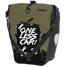 オートリービー Ortlieb ユニセックス 自転車【Back-Roller Design Bike Pannier】One Less Car