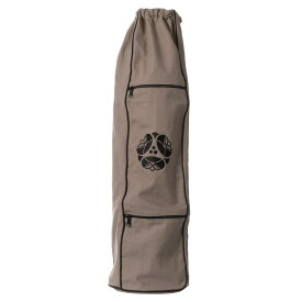 ハガーマガー Hugger Mugger ユニセックス ヨガ・ピラティス【My Yoga Bag】Gray