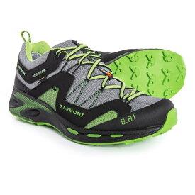 ガルモント Garmont メンズ ランニング・ウォーキング シューズ・靴【9.81 Trail Pro III Gore-Tex Trail Running Shoes - Waterproof】Black/Green