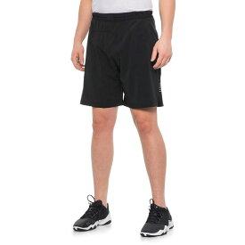 サロモン Salomon メンズ ランニング・ウォーキング ボトムス・パンツ【Pulse Running Shorts - UPF 30】Black
