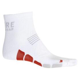 ゴアバイクウェア Gore Bike Wear メンズ 自転車【Speed Mid Cycling Socks - Ankle】White/Red