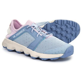 アディダス adidas レディース シューズ・靴 ウォーターシューズ【Terrex ClimaCool Voyager Sleek Water Shoes】Aero Blue/Chalk Blue/Aero Pink
