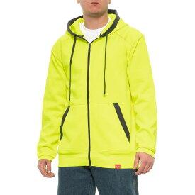 レッドキャップ Red Kap メンズ トップス パーカー【Enhanced Visibility Full-Zip Hoodie】Safety Yellow