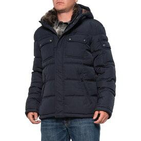 コールハーン Cole Haan メンズ アウター ジャケット【Water-Resistant Polyester Jacket - Insulated】Navy