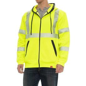レッドキャップ Red Kap メンズ トップス パーカー【Reflective High-Visibility Hoodie】Safety Yellow