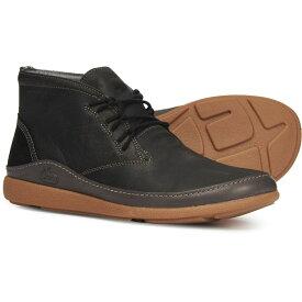 チャコ Chaco メンズ シューズ・靴 ブーツ【Montrose Chukka Boots - Leather】Nickel Gray
