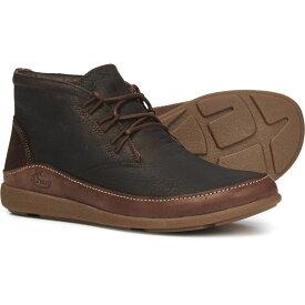 チャコ Chaco メンズ シューズ・靴 ブーツ【Montrose Chukka Boots - Leather】Java