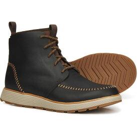 チャコ Chaco メンズ シューズ・靴 ブーツ【Dixon High Moc Toe Boots - Leather】Java