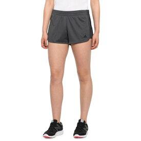 アディダス adidas レディース ボトムス・パンツ ショートパンツ【3S Shorts】Grey Six/Black