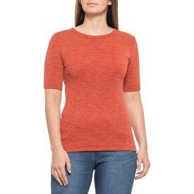 フィルソン Filson レディース トップス Tシャツ【Neah Bay T-Shirt - Short Sleeve】Brick Heather