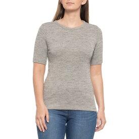 フィルソン Filson レディース トップス Tシャツ【Neah Bay T-Shirt - Short Sleeve】Heather Gray