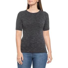 フィルソン Filson レディース トップス Tシャツ【Neah Bay T-Shirt - Short Sleeve】Navy Heather