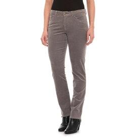 ペンドルトン Pendleton レディース ボトムス・パンツ【Grey Flat Front Stretch Corduroy Pants】Grey