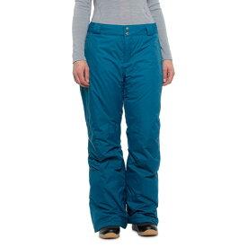 コロンビア Columbia Sportswear レディース スキー・スノーボード ボトムス・パンツ【Bugaboo Omni-Heat Omni-Tech Ski Pants - Waterproof, Insulated】Lagoon