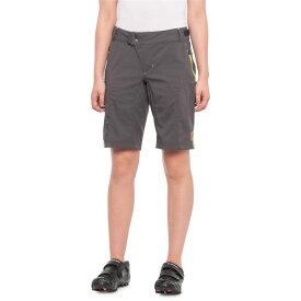 ルイガノ Louis Garneau レディース 自転車 ボトムス・パンツ【Off-Season Mountain Bike Shorts】Grey/Yellow