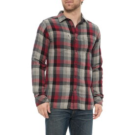 カブー Kavu メンズ シャツ トップス【Fireside Stanwood Woven Plaid Shirt - Reversible, Long Sleeve】Fireside