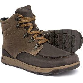 チャコ Chaco メンズ ブーツ シューズ・靴【Teton Boots - Nubuck】Otter