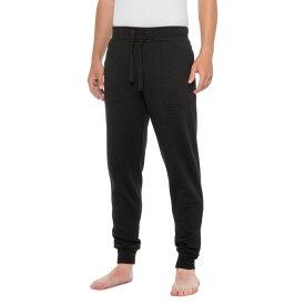 アグ UGG Australia メンズ パジャマ・ボトムのみ インナー・下着【Black Jakob Lounge Pants】Black