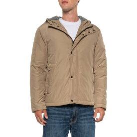コールハーン Cole Haan メンズ ジャケット アウター【Signature Oxford Hooded Jacket - Insulated】Khaki