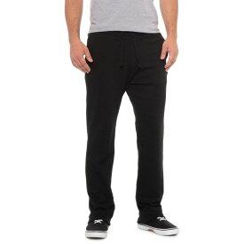 アグ UGG Australia メンズ パジャマ・ボトムのみ インナー・下着【Black Wyatt Lounge Pants】Black