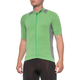 ルイガノ Louis Garneau メンズ 自転車 トップス【Lemmon 2 Cycling Jersey - UPF 50, Short Sleeve】Island Green
