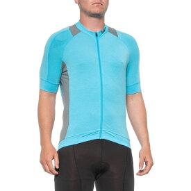 ルイガノ Louis Garneau メンズ 自転車 トップス【Lemmon 2 Cycling Jersey - UPF 50, Short Sleeve】Heaven Blue