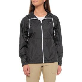 コロンビア Columbia Sportswear レディース ジャケット ウィンドブレーカー アウター【Center Ridge Windbreaker Jacket】Black