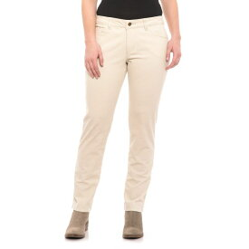 ペンドルトン Pendleton レディース ボトムス・パンツ 【Cream Five-Pocket Solid Stretch Corduroy Pants - Flat Front】Cream