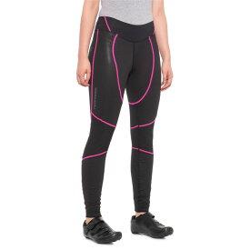 ルイガノ Louis Garneau レディース 自転車 スパッツ・レギンス ボトムス・パンツ【Solano 2 Cycling Tights】Black/Pink