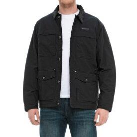 コロンビア Columbia Sportswear メンズ ジャケット アウター【Loma Vista Flannel Jacket - Insulated】Black