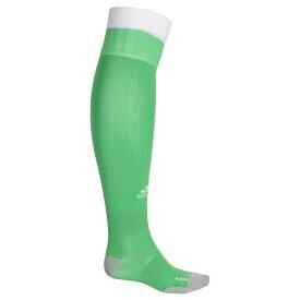 アディダス adidas ユニセックス アメリカンフットボール ソックス【Pro Football Socks - Over the Calf】Energy Green/White