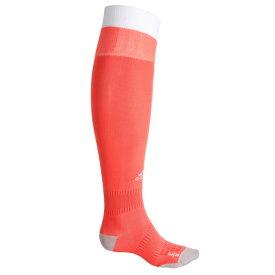 アディダス adidas ユニセックス アメリカンフットボール ソックス【Pro Football Socks - Over the Calf】Bright Red/White