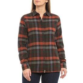 ウールリッチ Woolrich レディース ブラウス・シャツ トップス【Pinecone Multi The Pemberton Flannel Shirt- Long Sleeve】Pinecone Multi