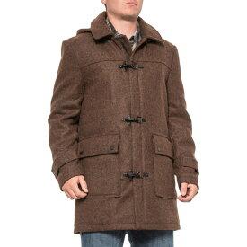 ペンドルトン Pendleton メンズ ジャケット アウター【Knob Hill Jacket - Insulated, Wool】Mahogany