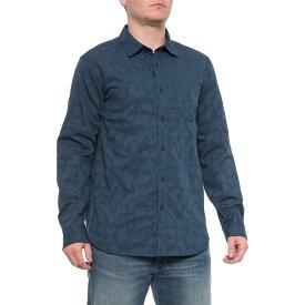 ザ ノースフェイス The North Face メンズ トップス 【Sub-Alpine Jacquard Shirt - Long Sleeve】Urban Navy Duck Camo Jacquard