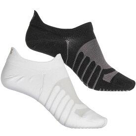 アンダーアーマー Under Armour レディース ソックス インナー・下着【High-Performance Grippy No-Show Socks - 2-Pack, Below the Ankle】Black/Asst