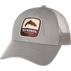 シムズ Simms メンズ キャップ トラッカーハット 帽子【Trout Patch Trucker Hat】Boulder