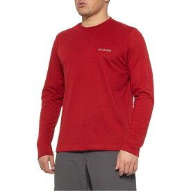コロンビア Columbia Sportswear メンズ トップス 【Andrew Hills EXS Omni-Wick Shirt - Long Sleeve】Red Velvet