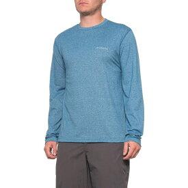 コロンビア Columbia Sportswear メンズ トップス 【Andrew Hills EXS Omni-Wick Shirt - Long Sleeve】Blue Heron Heat