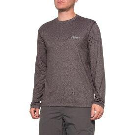 コロンビア Columbia Sportswear メンズ トップス 【Andrew Hills EXS Omni-Wick Shirt - Long Sleeve】New Cinder Heat