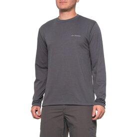 コロンビア Columbia Sportswear メンズ トップス 【Andrew Hills EXS Omni-Wick Shirt - Long Sleeve】Grill