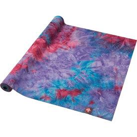 マンドゥカ Manduka ユニセックス ヨガ・ピラティス ヨガマット【eQua Superlite Yoga Mat - 1.5mm】Esperance Tie Dye