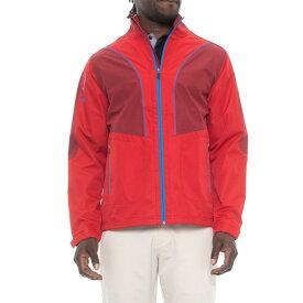 コロンビア Columbia Sportswear メンズ ゴルフ アウター【Say What Golf Jacket - UPF 30】Red
