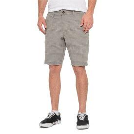 オニール O'Neill メンズ 海パン ショートパンツ 水着・ビーチウェア【Locked Stripe Hybrid Shorts - 20】Grey
