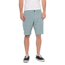 オニール O'Neill メンズ 海パン ショートパンツ 水着・ビーチウェア【Locked Stripe Hybrid Shorts - 20】Deep Teal