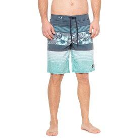 オニール O'Neill メンズ 海パン 水着・ビーチウェア【Cooper Floral Boardshorts】Turquoise